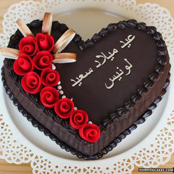 عيد ميلاد سعيد لونيس صور الكيك