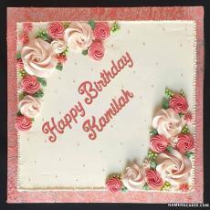 happy birthday kamilah