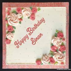 happy birthday sinan